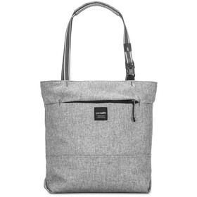 Pacsafe Slingsafe LX200 Borsa per acquisti, tweed grey